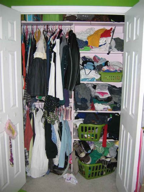 organize bedroom closet girl s bedroom closet transformation with time to spare