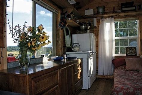 Small Mobile Home Interior Log Cabin Mobile Homes Log Cabins To Go