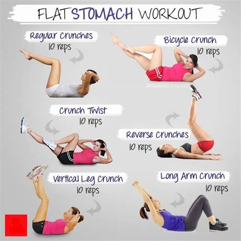 how to get a flat stomach in a week health