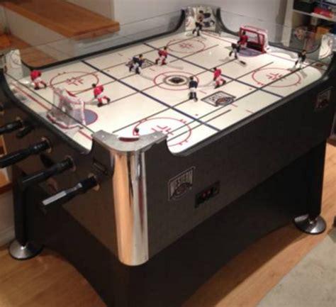 halex nhl air hockey table halex table hockey hockeygods