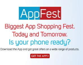 snapdeal mobile app coupons snapdeal appfest sale deals offers 26th 27th feb