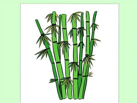 c 243 mo dibujar el bamb 250 8 pasos con fotos wikihow