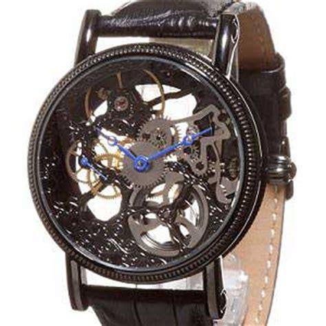 Uhr Mit Sichtbarem Uhrwerk by Yves Camani Herrenarmbanduhr Skeleton Black Y102hlss 070