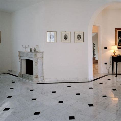 pavimenti marmo bianco pavimento marmo bianco e nero