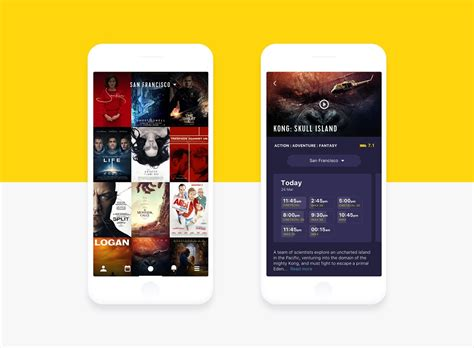 mobile design mobile ui design 15 basic types of screens tubik studio