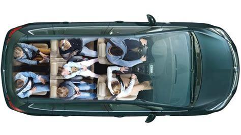 Opel Zafira Interior Dimensions by Dimensions Opel Zafira 2016 Coffre Et Int 233 Rieur