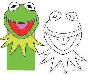 doodles ave kermit puppet