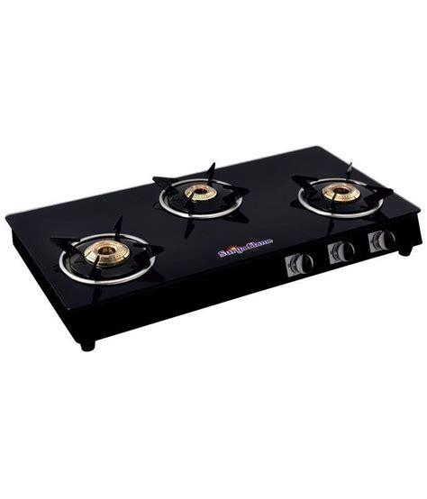 cooktop price surya italiano 3 burner manual price in india buy
