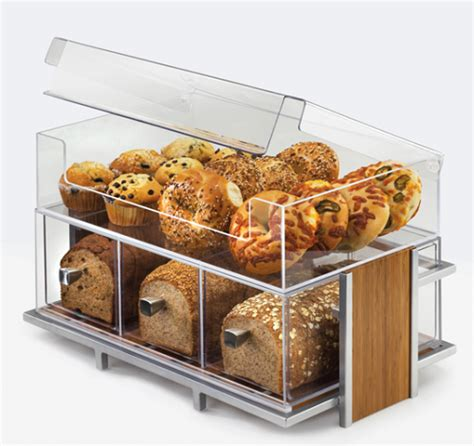 Store Bambou 1738 by Eco Modern Merchandiser Bakery Display Bamboo Products