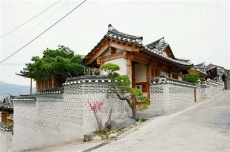 desain rumah atap ala korea desain rumah ala korea terbaru konsep desain rumah