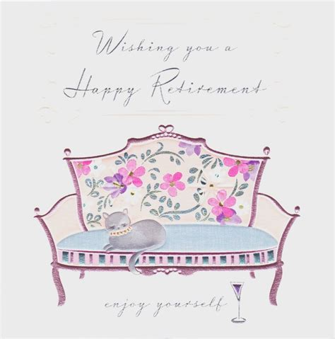 free good luck on your retirement printable greeting cards