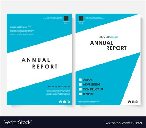 annual report template word free download new best annual report