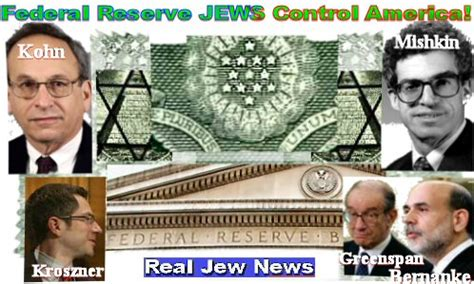 federal reserve bank owners federal reserve jews america real news