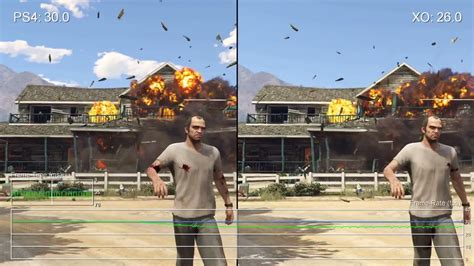 wann kommt gta5 für ps4 grand theft auto 5 ps4 vs xbox one frame rate stress