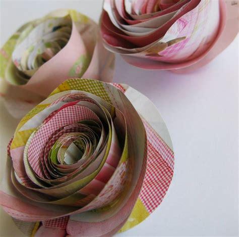 fiori fai da te di carta fiori di carta fai da te bricolage