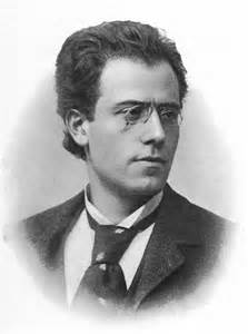 a photo of gustav mahler mtv