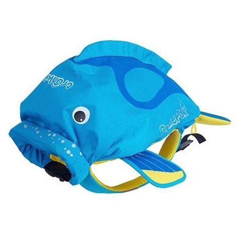 Trunki Paddlepak Sheldon The Turtle tang the tropical fish paddlepak n all