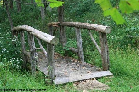 small wooden bridge small bridges for gardens outside the perimeter deer