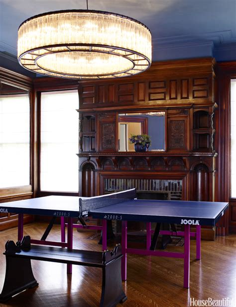 Ping Pong Room Family Friendly Dining Rooms Dining Room Ping Pong Table