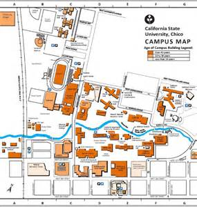 Map Of Chico State by The Orion Renovations Will Improve Campus