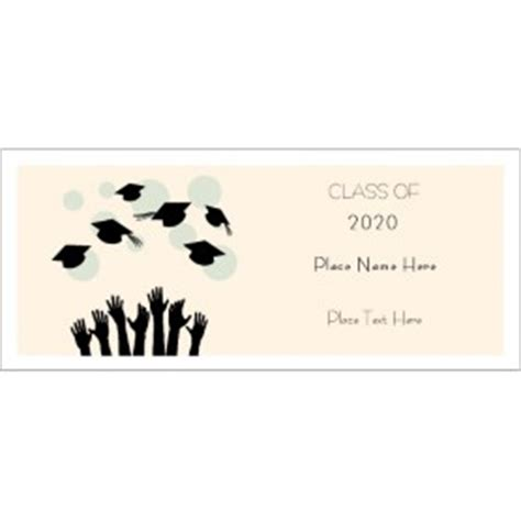 free printable graduation tickets templates graduation hats off tickets with stub on left