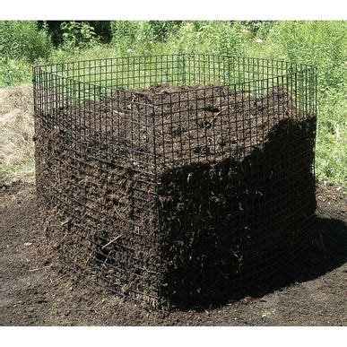compost bin dw 174 s trap wire compost bin johnny s selected seeds