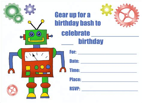 party invitations to print gse bookbinder on design birthday
