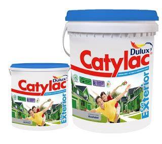 Harga Cat Tembok Berdasarkan Merk ini dia harga cat tembok catylac 5 kg dari dulux