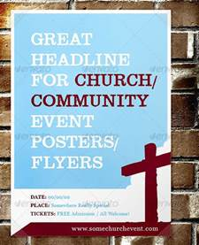church flyer templates 32 best church flyer templates wakaboom