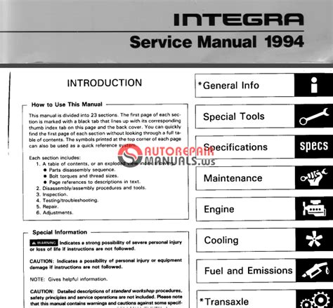 service repair manual free download 1999 acura integra auto manual acura honda integra 94 service manual auto repair manual forum heavy equipment forums