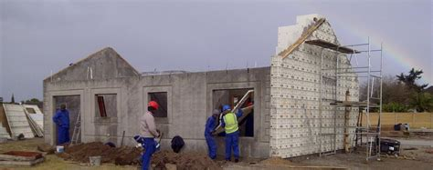 house construction low cost house construction techniques moladi award winning housing construction solution