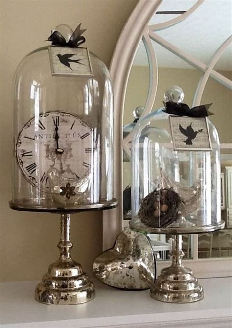 clock themes jar 106 best images about glass display domes on pinterest