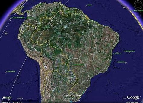 imagenes via satelite imagenes via satelite eclipse lunar via satelite desde