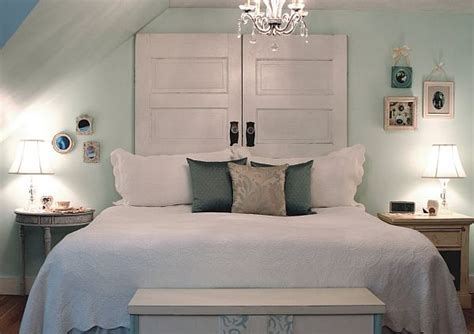diy old door headboard four alternatives to traditional headboards