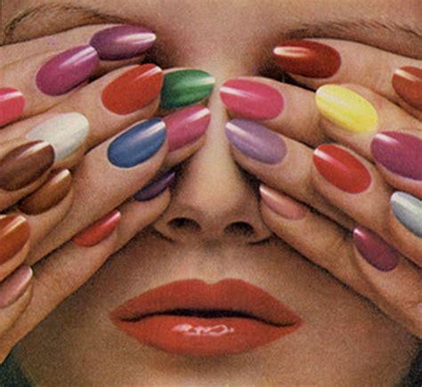 Colour Nail 187 history of nail facts and more makeup esthetics tips