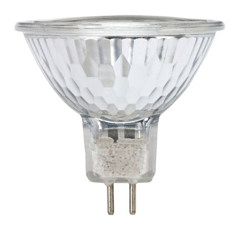 12 volt light bulbs home depot 20 watt mr16 halogen 12 volt flood light bulb 419317 the