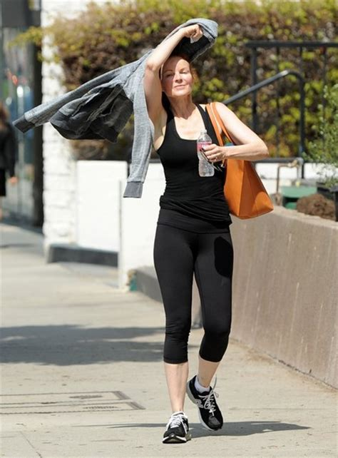 Marcia Cross Diet And Workout by Marcia Cross In Marcia Cross Gets Workout In Zimbio