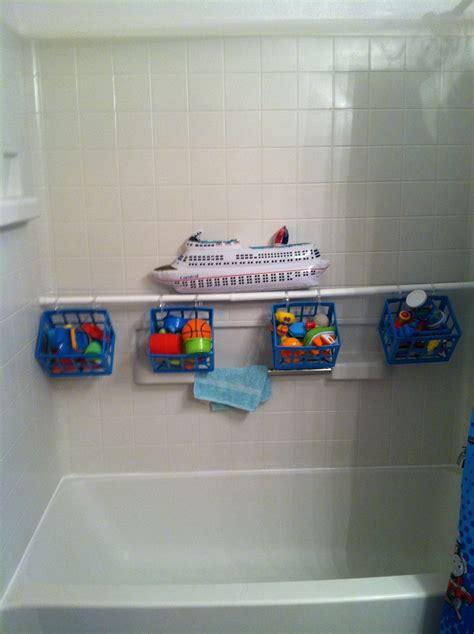 bathroom toy storage ideas 123 best images about bath shower storage on pinterest