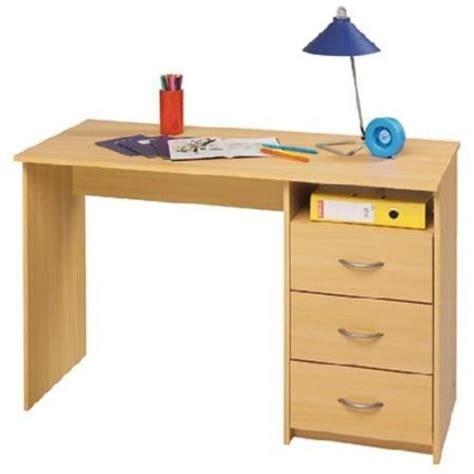 bureau hetre bureau 1 caisson 3 tiroirs h 234 tre lestendances fr
