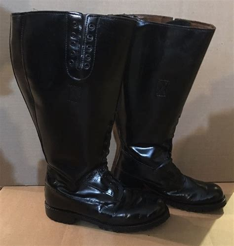 Size 10 E Extra Wide 21 Inch Wide Calf Men S Motorcycle