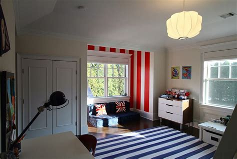 striped rooms 20 trendy bedrooms with striped accent walls