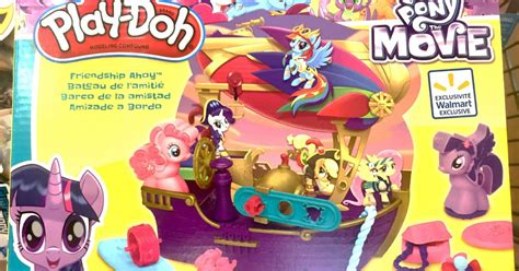 film mlp play doh exclusive mlp play doh pirate ship at walmart mlp merch