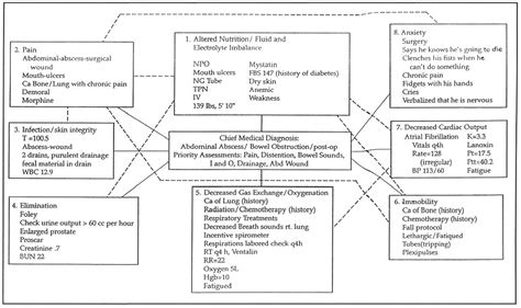 free nursing concept map template nursing concept map template sanjonmotel