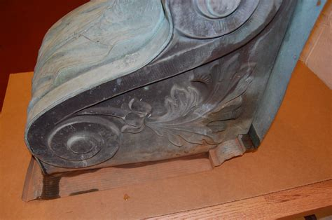 Corbels For Sale Antique Copper Corbels For Sale Antiques Classifieds