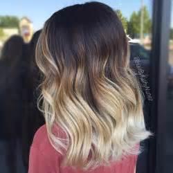 balayage on medium length hair 31 balayage hair ideas for summer stayglam