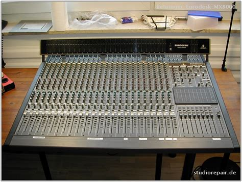 Mixer Behringer Eurodesk is this a mackie clone mixer audio goodness for the