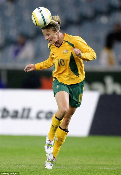 joey peters former matildas vice captain joey peters reveals she was