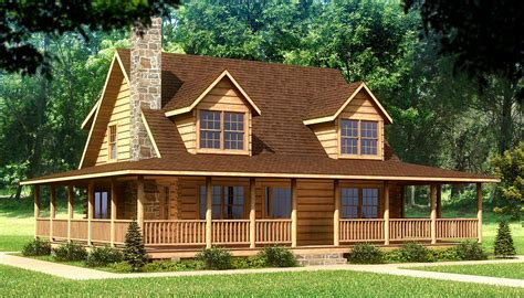 small cabin style house plans log with loft home design