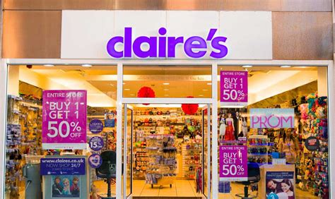 claire s claire s accessories liverpool one
