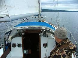 boat canvas kingston wa advice custom dodger in a tight spot cruisers